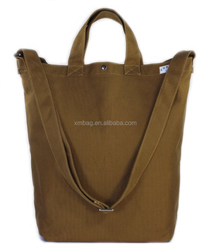 Large Heavy Duty Utility Canvas Tote