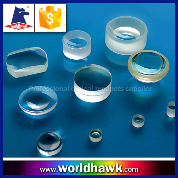 2mm 5mm to 120mm Optical Glass Concave Convex Lenses with AR coating