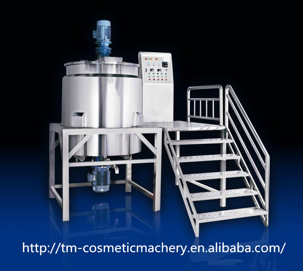Hand Wash Liquid Soap Making Machine Liquid Soap