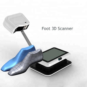 High Speed Precision Woodworking Foot 3D Scanner