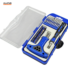 Profession mobile phone Slotted Phillips Screwdriver Repair Kit Tools home torque torx screwdriver precision bit set