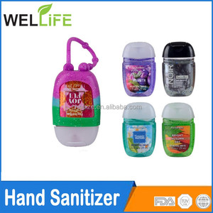 factory wholesale Bath and Body Works Hand Sanitiser Gel 29ml Pocket Sanitizer