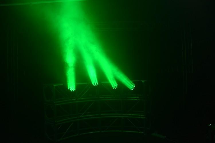 BETOPPER 36 LED RGBW Stage Led Light Moving Head Light LM108