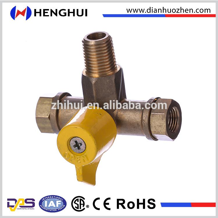 high quality chinese supplier high accuracy oven gas cock