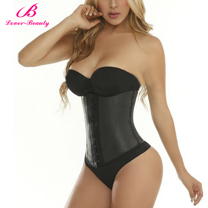 7d4e95648f Buy Latex Waist Cincher Underbust Waist Trainer Corsets and Bustiers Sexy  Corset Body Shaper For Women Waist Training Corsets in Cheap Price on  m.alibaba. ...