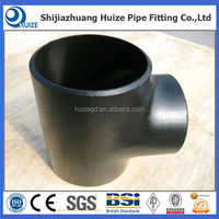 ANSI Seamless Carbon Steel Tee / Pipe Fitting(BW)