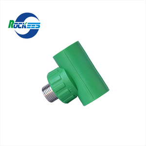 High quality wholesale customized ppr pipe price list ppr names pipe fittings