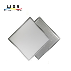 Super bright 36w 40w 48w 600x600 ultra slim thin square led office ceiling panel light housing
