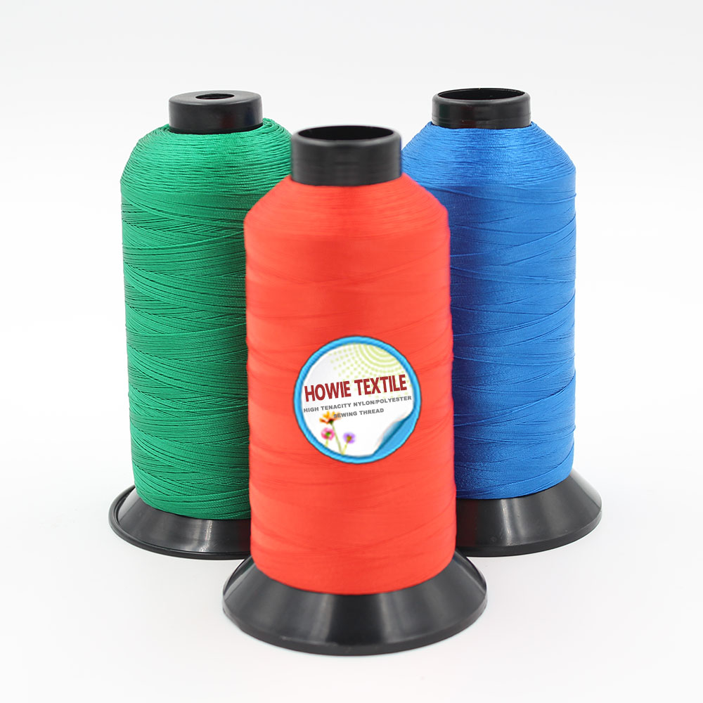 Most popular nylon 66 durable bonded thread for sports shoes