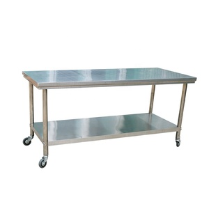 Stainless Steel Fish Cleaning Table Wholesale, Cleaning ...