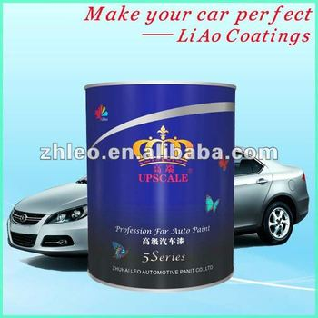 Acrylic Automotive Lacquer Spray Paint