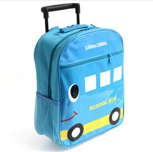 Kids Rolling Suitcase For Boys Mc Luggage