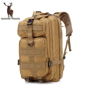 Multifunctional Outdoor Sport Camo Military Hiking Backpack in 3D