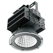 DLC ETL UL listed 500w led high bay light/outdoor led stadium lighting/led flood lights 500w