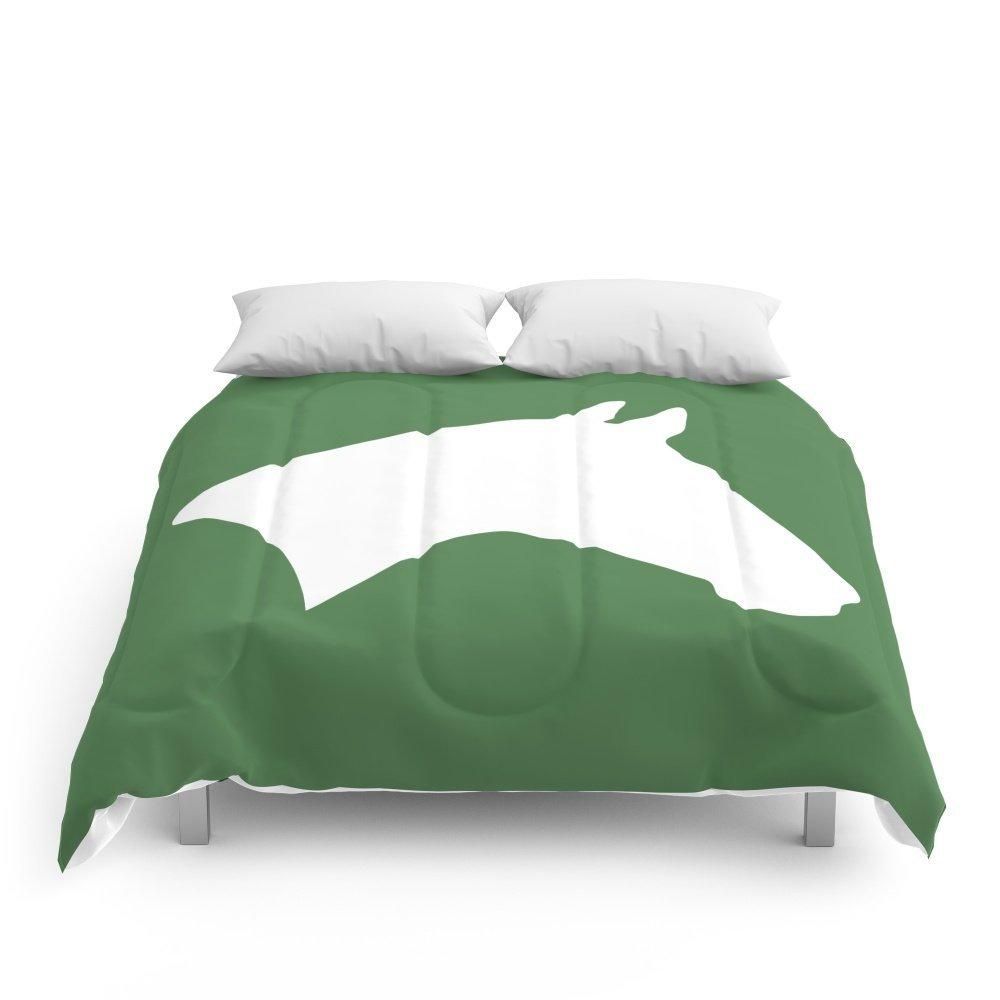 "Society6 Horse Comforters Full: 79"" x 79"""