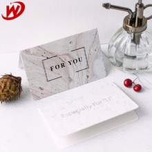 China Suppilers Mini Marbling Style Leave Message For Wedding Invitation Cards