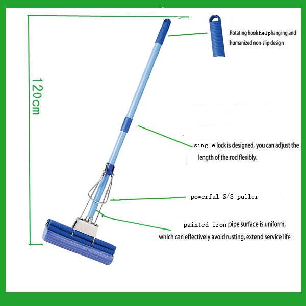 Plastic Floor Cleaning Wiper Mop Stick Buy Mop Stick