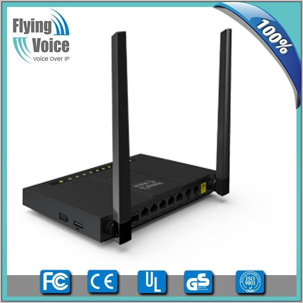 4G LTE VoIP Gateway Type 2 FXS ports with 1 sim card gateway with full bands FWR7202