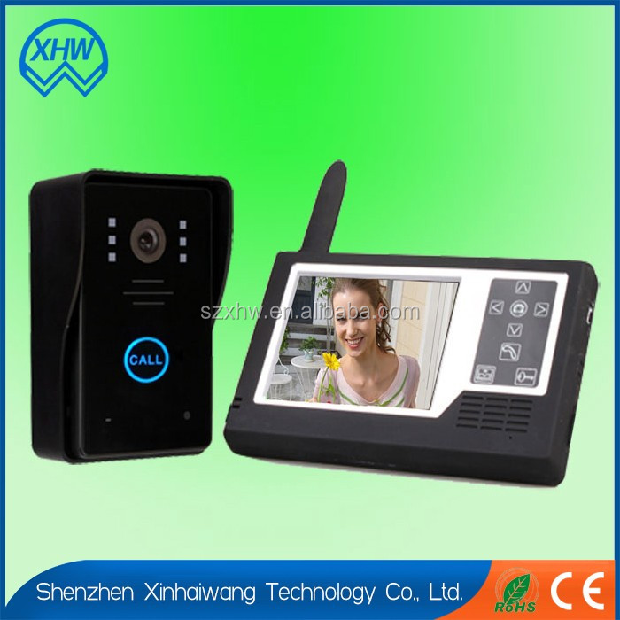 2016 trending products ip video door bell / video door bell with low price