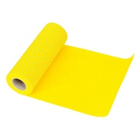 super water absorption germany shammy cloth dish cloth needle-punched nonwoven wipe rolls