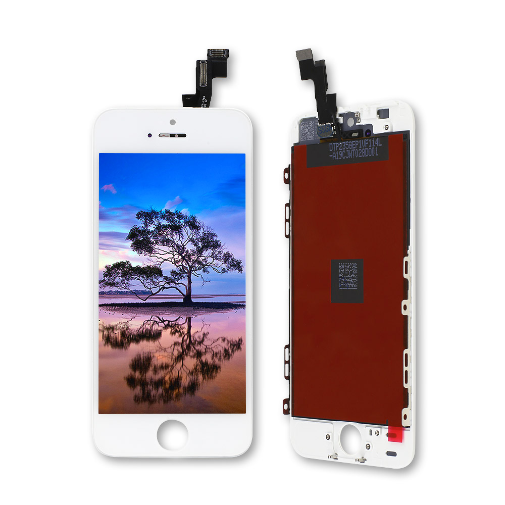 Whoselase original lcd touch screen para iphone 5 5S 5c display lcd