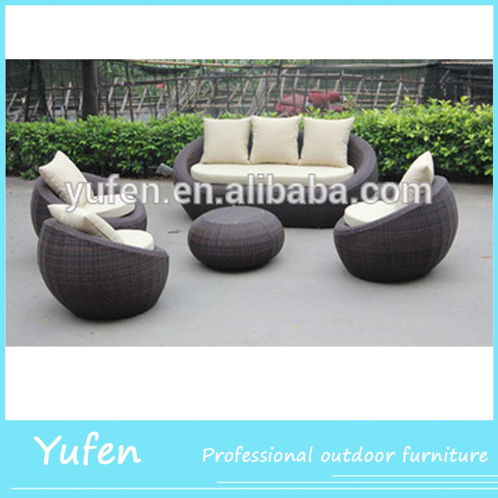 Leisure Ways Rattan Used Patio Furniture Product On Alibaba