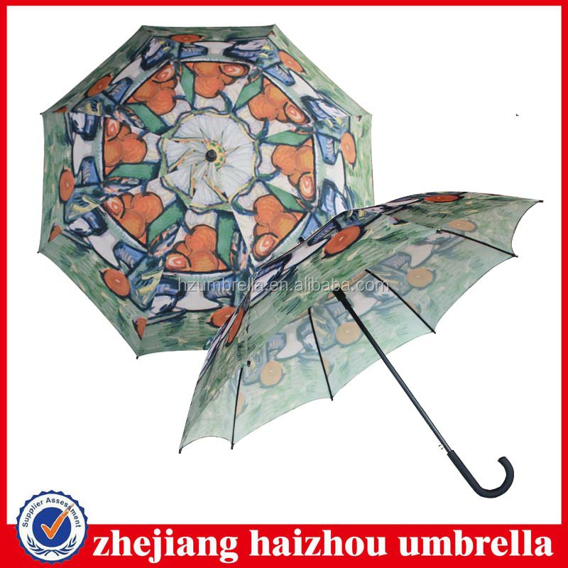 the newest colour changing rain umbrella