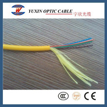SM 6 Core GJFJV Indoor Fiber Optic Cable From China Ningbo Factory