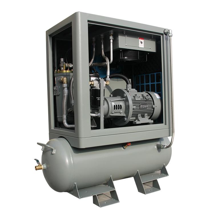 Rotorcomp Air End 16bar Screw Air Compressor For Laser