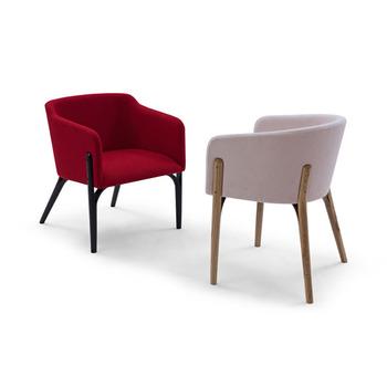 Solid Oak Furniture Thonet Bentwood Chair Split Armchair