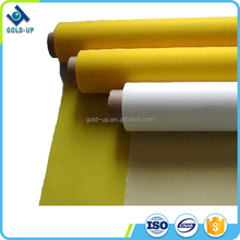 100% polyester silk screen printing mesh from Gold-up