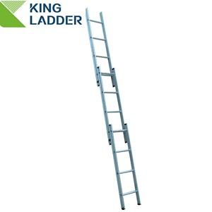 professional household Aluminum extension cable Ladder