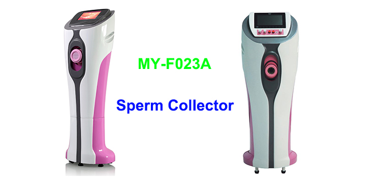 Hot selling MY-F023A Andrology Medical Sperme Extracteur Devices Mobile Hands-free Automatic Sperm Collector Extractor Price
