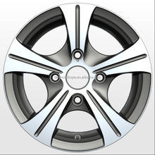new design alloy car wheels china(ZW-P003)