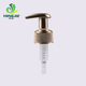 plastic hand soap dispenser 28/410 UV coating lotion bottle pump