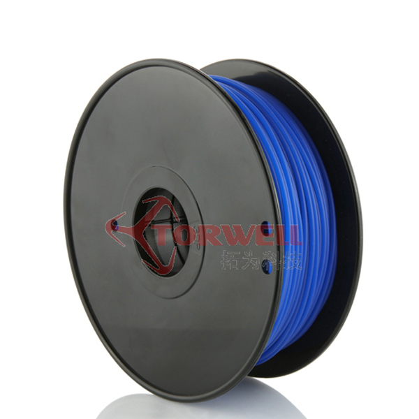 3d Printers & Supplies Intelligent 3d Printer Filament Abs 3mm 1kg 2.2lb Spool Blue Color 3d Printing Material Computers/tablets & Networking