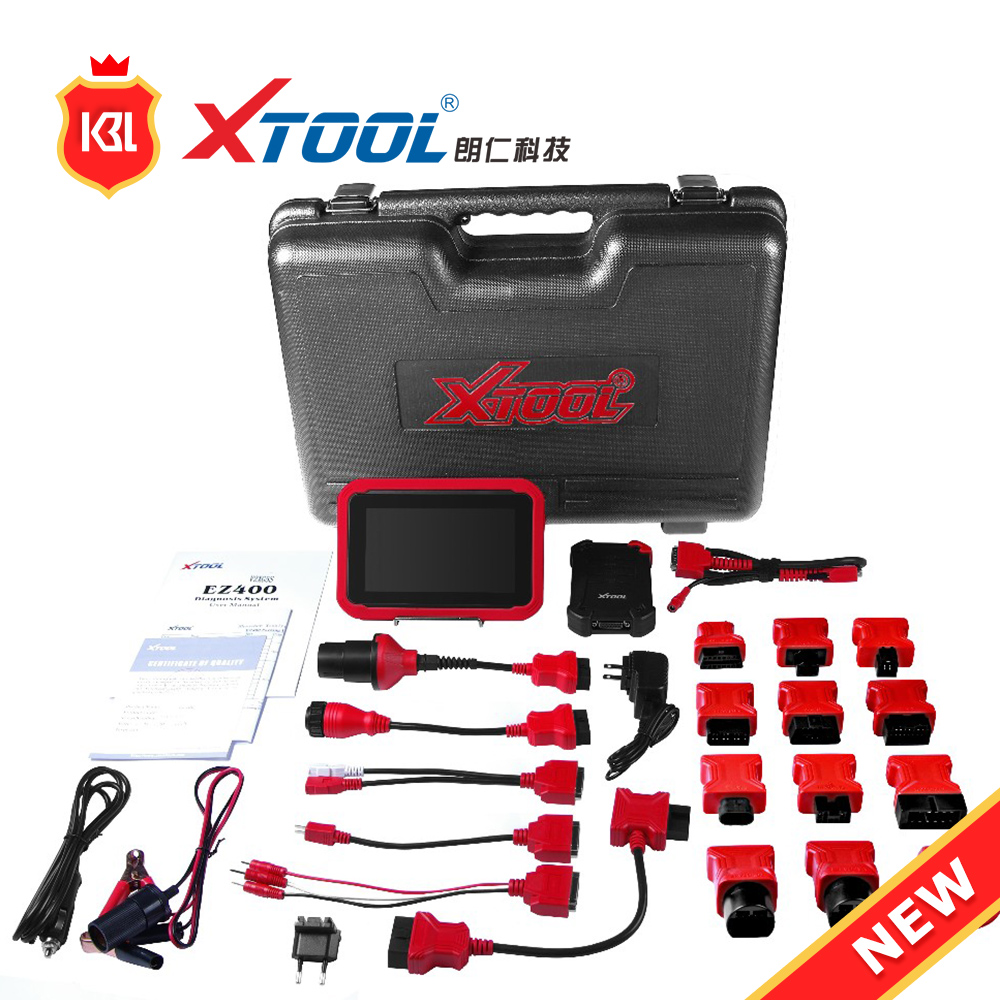 100% Original Xtool EZ400 Diagnostic Tool Free Update Online EZ 400 With Wifi Same Function as XTOOL PS90 PS90