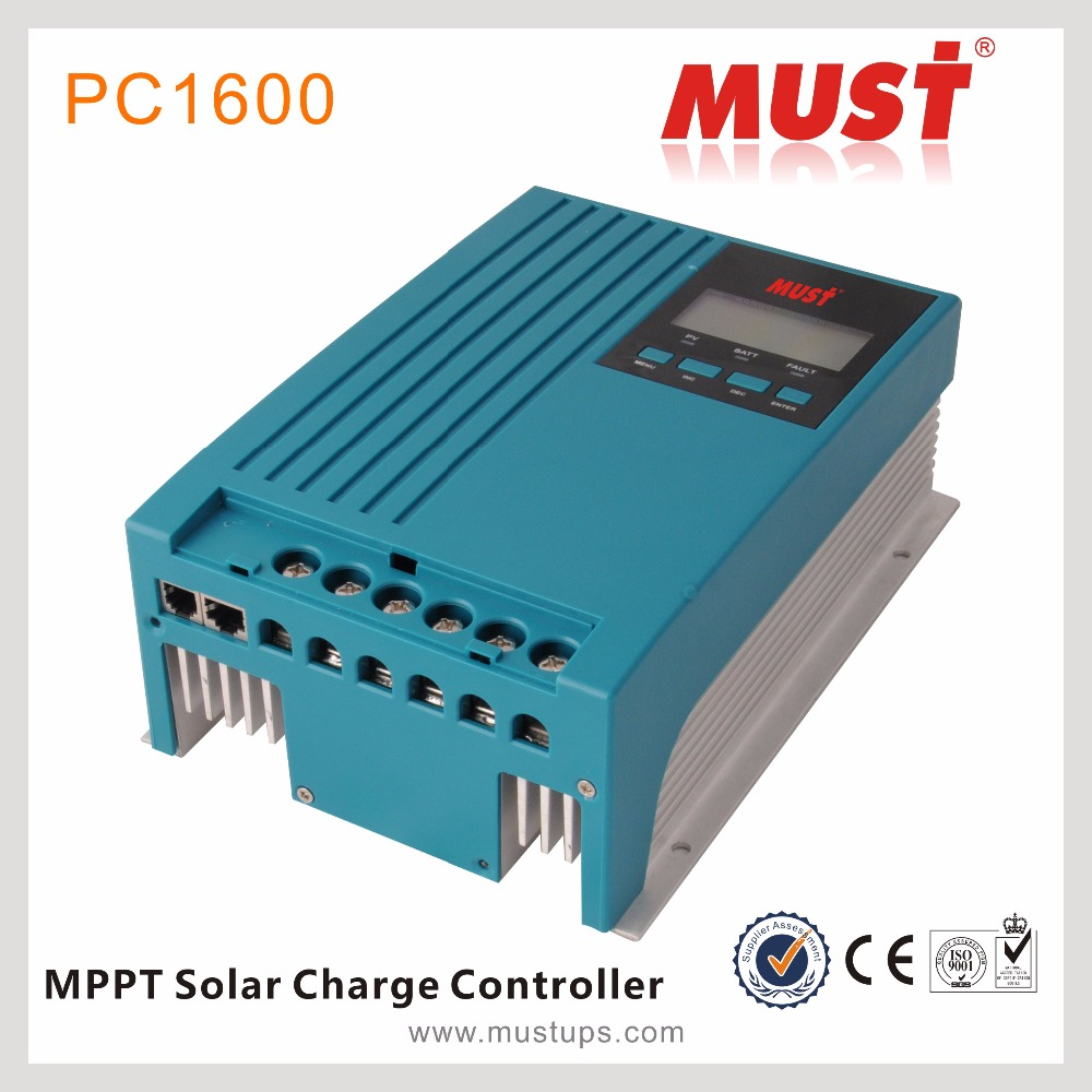 Maximum Power Point Tracking Tracer Mppt Solar Charge Controller 40a ...