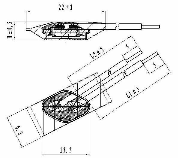 Thermal Protector Wiring Diagram