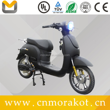 Fashionable Wholesale CE Mini 48V powerful Electric vespa electric scooter Electric Moped For Adult
