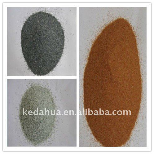 nonmetallic minerals natural colored sand for construction