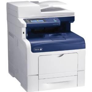Xerox Corporation - Xerox Workcentre 6605Dn Laser Multifunction Printer - Color - Plain Paper Print - Desktop - Copier/Fax/Printer/Scanner - 36 Ppm Mono/36 Ppm Color Print - 35 Ipm Mono/35 Ipm Color Print (Iso) - 1200 X 1200 Dpi Print - 36 Cpm Mono/36 Cpm Color Copy - 35 Ipm Mono/35 Ipm Color Copy