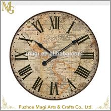 World map wall clock world map wall clock suppliers and world map wall clock world map wall clock suppliers and manufacturers at alibaba gumiabroncs Choice Image
