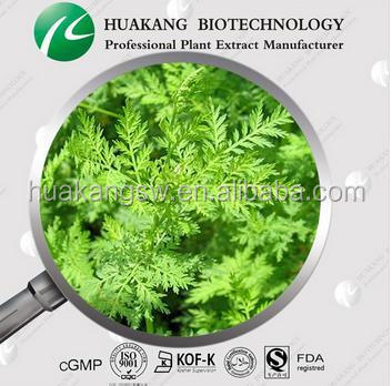 allay a fever extract, Artemisia Princeps Leaf Extract,ISO certificated factory