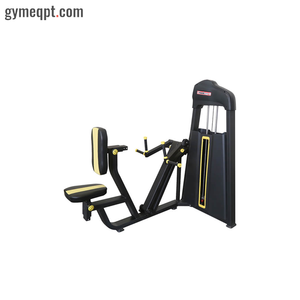 seated back row machine Fitness Exercise DM-008