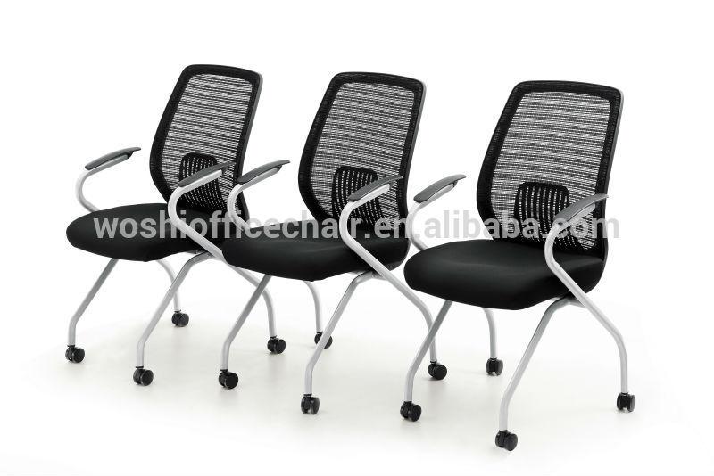 Mobili per ufficio sedia da ufficio senza ruote sedie da for Sedia ufficio rotelle