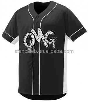 46d2a3a97 Stan Caleb baseball jersey design your own logo Youth custom baseball wear  baseball jerseys practice jersey