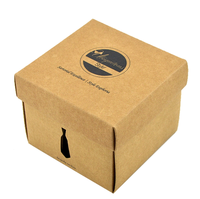 Silk-screen Kraft corrugated boxes for wine packaging