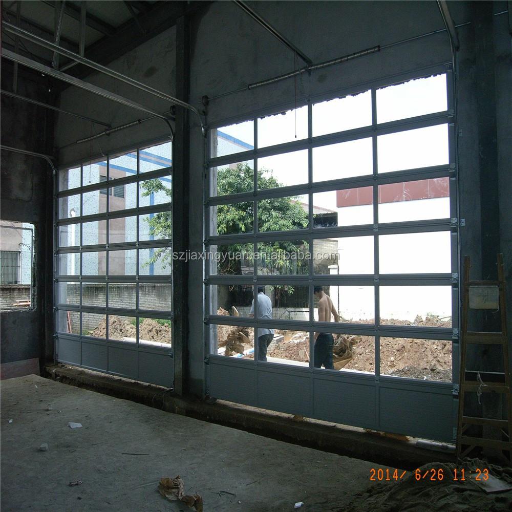 Designer garagentor  beste aluminium glas designer garagentore-Tür-Produkt ID ...