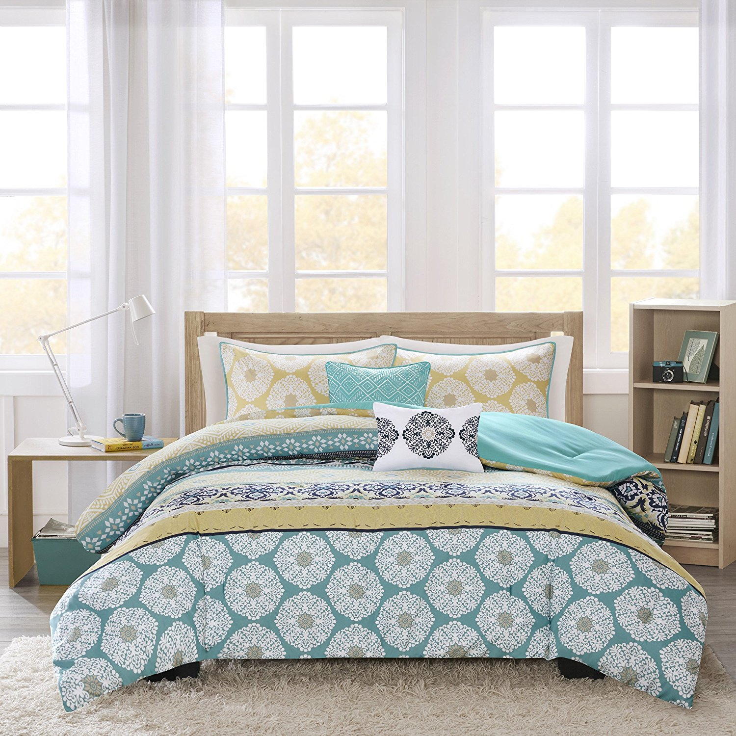 Cheap Blue And Yellow Comforter Find Blue And Yellow Comforter Deals On Line At Alibaba Com